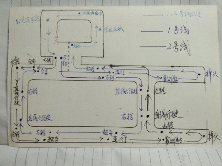 大江东科三学霸手绘图分享
